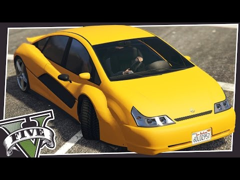BUILDING NEW CARS INSIDE GTA 5 (EXPERIMENT)