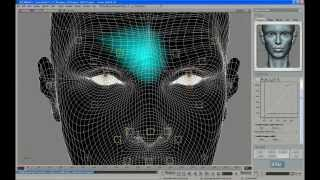 Face Robot Legacy - Part 6: Tuning Regions of the Face