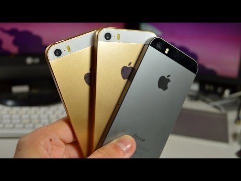 Fake vs. Real iPhone 5s! Do not get scammed!