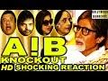 Download Video AIB Knockout   Amitabh   R Balki   Anu   Pritam   Alka   Ila Arun's Reaction   #NoCountryForFunnyMen