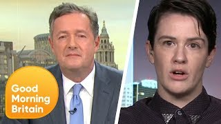 Gender Neutral Family Are Raising Their Child as a 'Theyby' | Good Morning Britain
