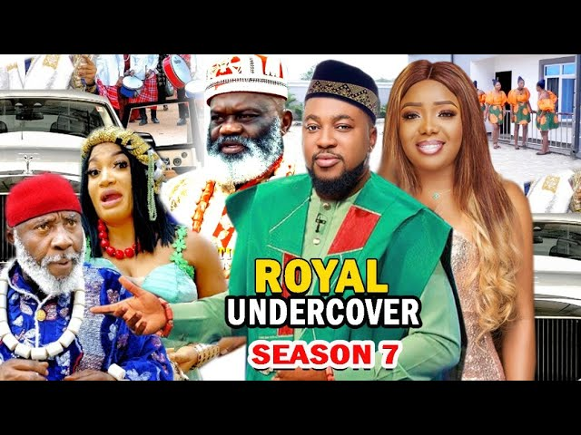 Royal Undercover (2021) Part 7