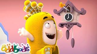 ODDBODS   Tick Tock On The Clock   Bachchon Ke Liye Mazedaar Cartoon