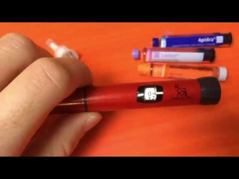 La diabetes insulina o no apuñalamiento