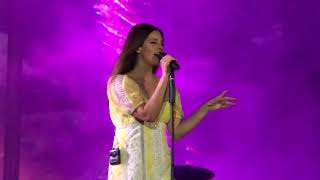 Lana Del Rey   Mariners Apartment Complex • Open'er Festival 6.07.2019 Gdynia (Live)