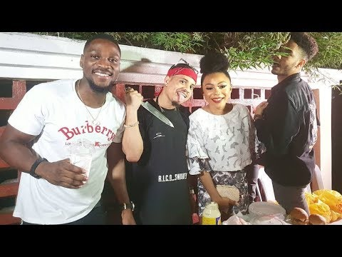 BBNAIJA Housemates Tobi, Alex, Teddy A, Cee C And Others All Turn Up At Rico's Birthday Party