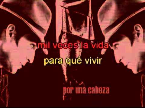 Por una cabeza Carlos Gardel