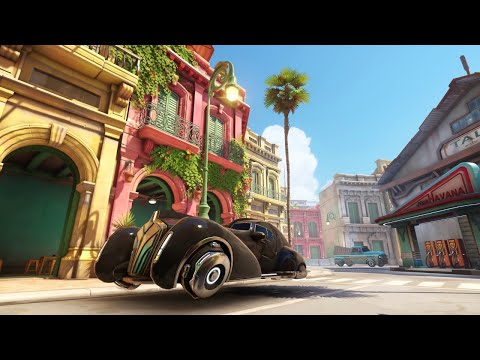 Overwatch - Havana New Escort Map Trailer