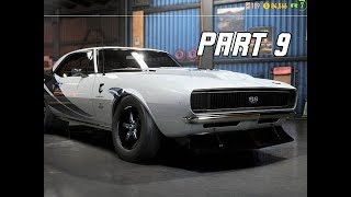NEED FOR SPEED PAYBACK Gameplay Walkthrough Part 9 - Riot Club Drag League (NFS 2017)