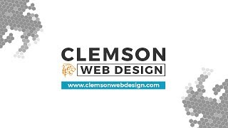 Clemson Web Design - Video - 1