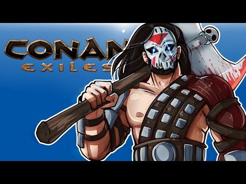 Conan Exiles - HARD LIFE OF DELIRIOUS! (Surviving With Friends!) Mp3