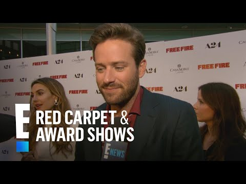 Did Armie Hammer's Wife Like His Beard in