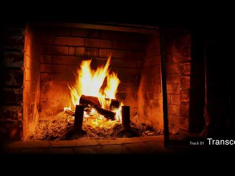 Romantic Fireplace | Smooth Jazz Instrumental Music | Fireplace Music for Romance