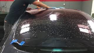 Tesla Model 3 Full Back Window 3M Crystalline Tint