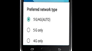 How To Activate 4G/5G NETWORK in your smartphone.