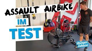 Assault AirBike im Test - kein Cardiogerät ist effektiver