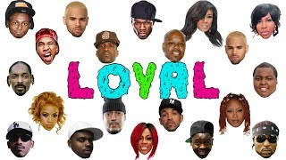 Chris Brown – These Hoes Ain't Loyal – MEGAMIX