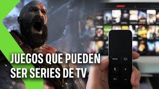 7 VIDEOJUEGOS que serían GRANDES SERIES de TELEVISIÓN
