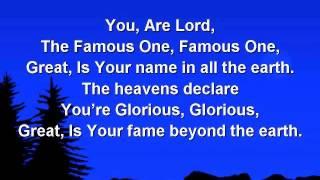 Famous One with Lyrics