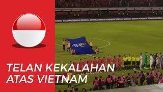 Hasil Akhir Kualifikasi Piala Dunia 2022 Indonesia Vs Vitenam, Skuad Garuda Telan Kekalahan