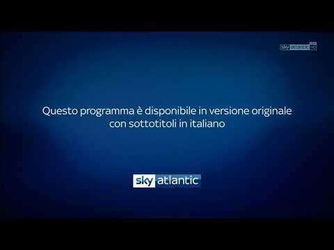 SKY ATLANTIC - Cartelli di Avvisi Prima del TeleFilm (2019) [4K-UHD-2160p60]