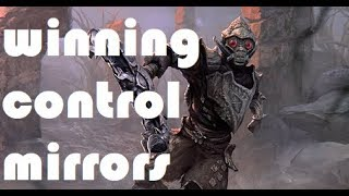 Winning Control Mirrors With Redoran Control | Elder Scrolls Legends