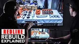 Rebuilding a Chevy 396 big block engine: the dirty details   Redline Rebuild Explained S3E2