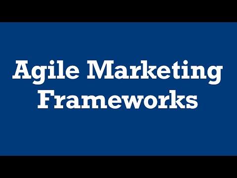 Agile Marketing Frameworks - Actionable Tips That Works - YouTube