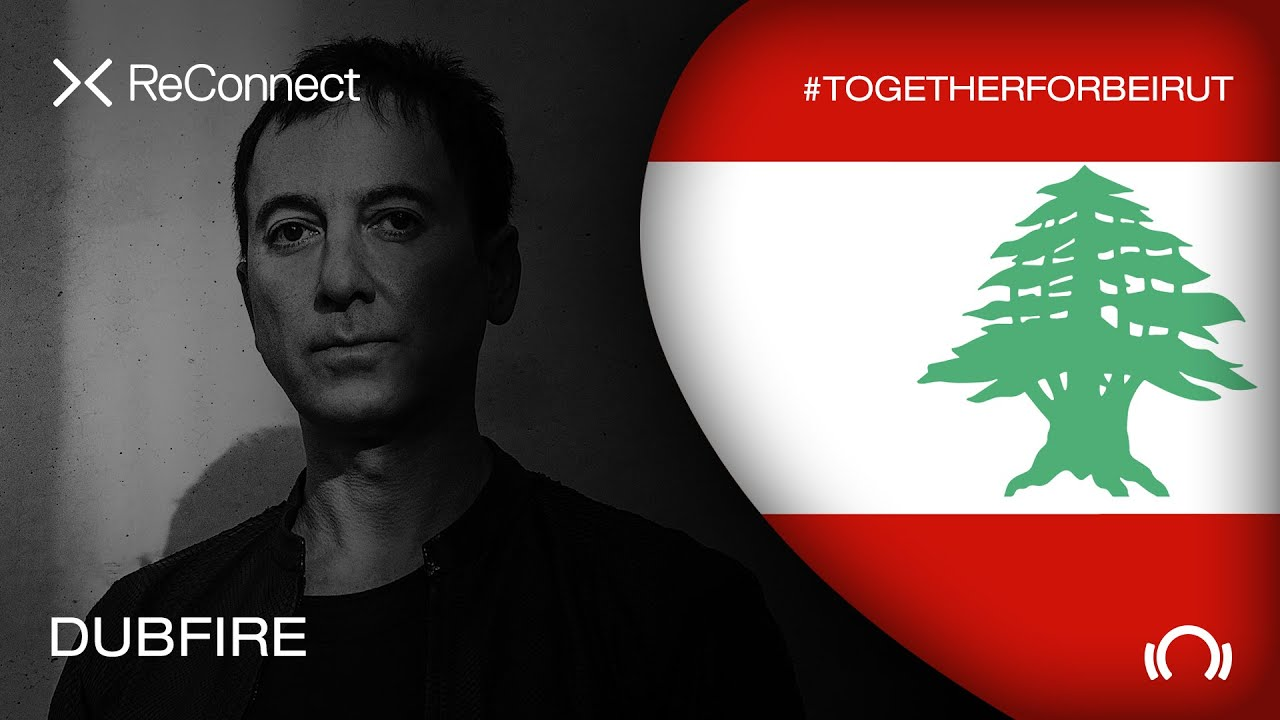 Dubfire - Live @ ReConnect: #TogetherForBeirut 2020