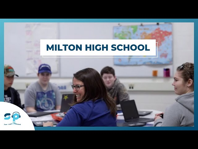 ReaderPenCA|Videos|Milton High School