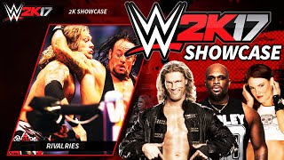 WWE 2K17 Concept/Idea: 2K Showcase: Rivalries & Matches (PS4/Xbox One)