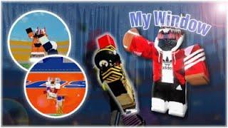 "DrippnCJ's 6th Football Universe Montage ""My Window"""