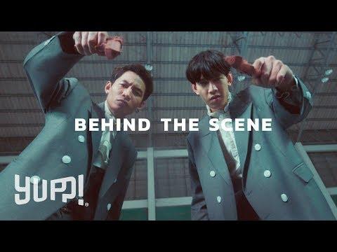 BEHIND THE SCENE - LAZYLOXY - BADBOY FT. MAIYARAP | YUPP!