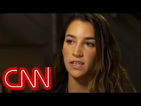 Aly Raisman: US Olympics betrayed the athletes