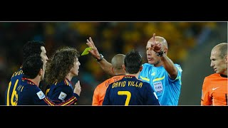 Top 10 Shocking Referee Mistakes