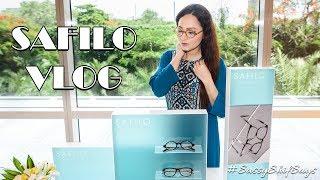 Safilo's 2017 Eyewear Collection Launch Vlog