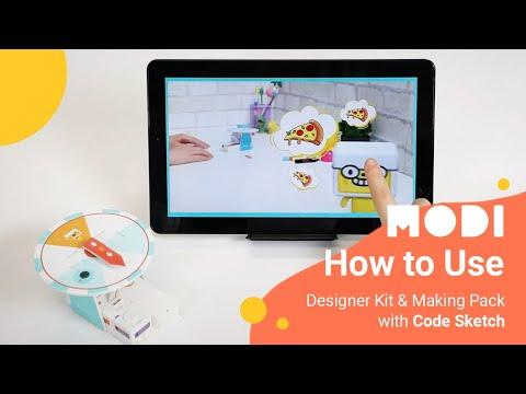 MODI Designer Kit