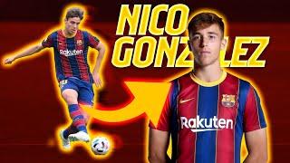 Who is NICO GONZÁLEZ? Skills, plays, tricks 🔥🔥