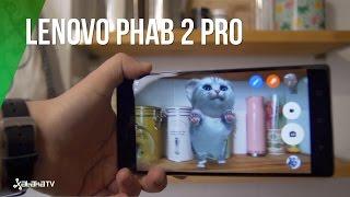 Análisis Lenovo Phab 2 Pro