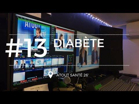 Le diabète, la bilirubine du foie