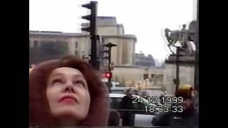 9(ч) Путешествие * НОВОГОДНИЙ ПАРИЖ - 2000 * Франция