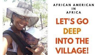 Let's Go DEEP Into The Village!