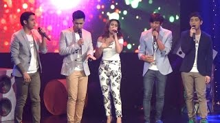 Thank God I Found You - Harana in Concert with Morissette Amon in Music Museum