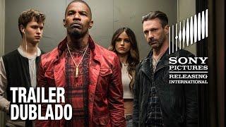 Em Ritmo De Fuga | Trailer Dublado | 17 de agosto nos cinemas