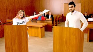 Hispanic Divorce Court | Lele Pons
