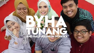 #ZHAFVLOG - DAY 217/365 - Byha Tunang and Half-reunion Nonoxx
