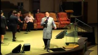 Dr. Gerald Jeffers:  The Greatest Love Story Ever Told - Part 4