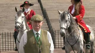Fieldsports Britain – Northern Irish sportsmen and sportswomen go to Stormont – episode 31