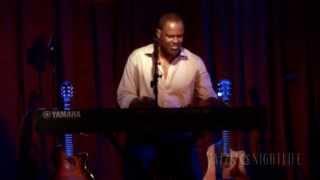 Anytime - Brian McKnight ( Live at Jazziz Nightlife )
