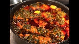 מתכון לדג מרוקאי אמיתי